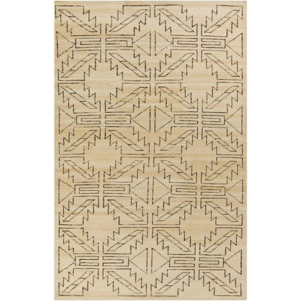 Hand-Knotted Amani Kilim Wool Rug (2' x 3')