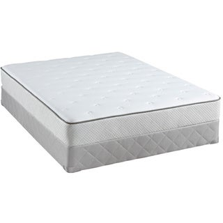 Sealy Posturepedic Classic Laurinburg 9.5-inch Full-size Firm Mattress Set