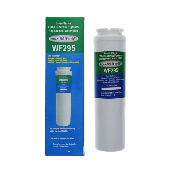 AquaFresh WF295, Maytag UKF8001, EDR4RXD1 Comparable Refrigerator Water Filter