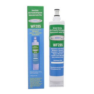 AquaFresh WF285, Whirlpool 4396508, 4396510 and EDR5RXD1 Comparable Refrigerator Water Filter
