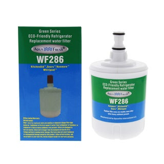 AquaFresh WF286, Whirlpool 8171413 and EDR8D1 Comparable Refrigerator Water Filter