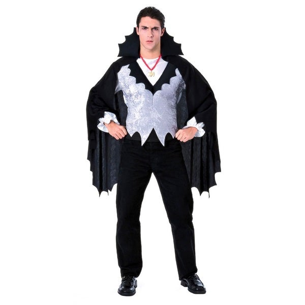 Men's Classic Vampire Black Costume