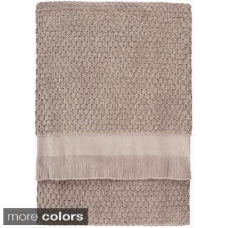 Dotty Turkish Cotton Bath Sheet (Set of 2)