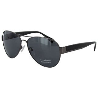 Tommy Bahama Men's Seafarer Aviator Sunglasses