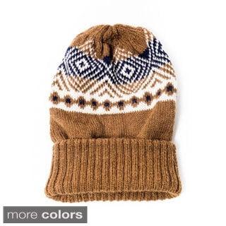 Lars Knit Alpaca Wool Hat (Bolivia)