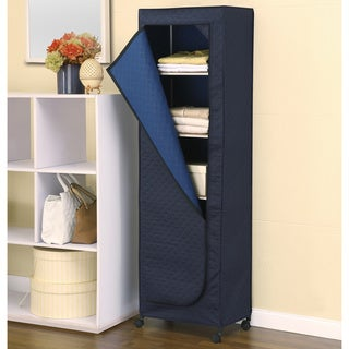 Sapphire Zippered Utility Storage Tower