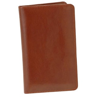 Barrington Spanish Leather Brown Buisness Card Portfolio