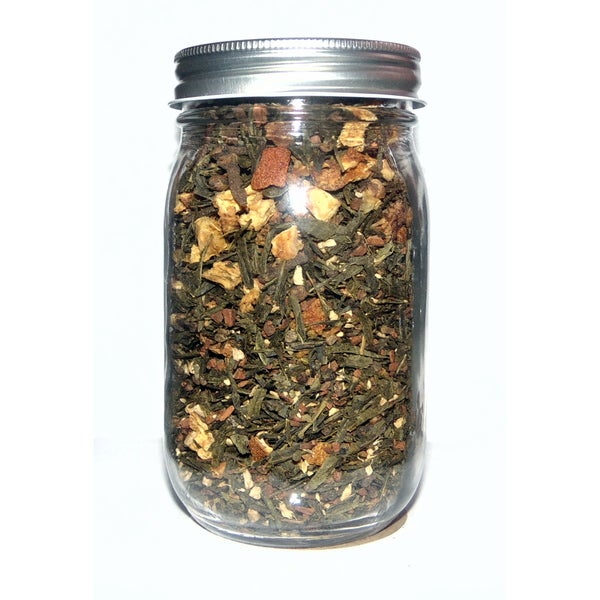 Tea Hurrah Green Chai Loose Leaf Tea