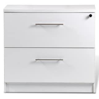 Jesper Office White Professional Lateral File