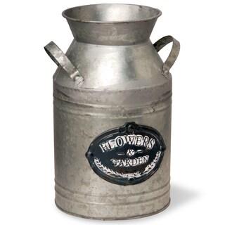 Grey 12-inch Iron Pot