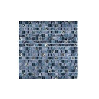 Multi-Blue Engraving Square Wall Tiles