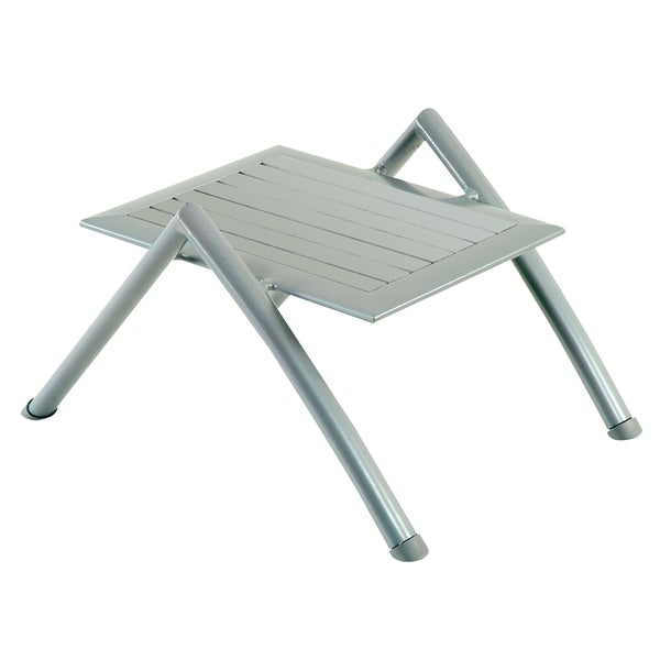 Aluminum Stacking Side Table