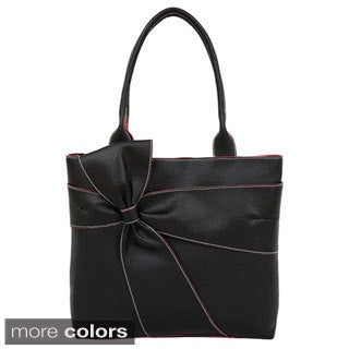 Mellow World Naomi Bow Accent Tote