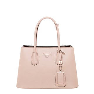 Prada Cuir Small Cameo Saffiano Leather Tote