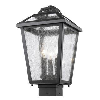 Avery Home Lighting Bayland 3-Light Outdoor Post Mount Light