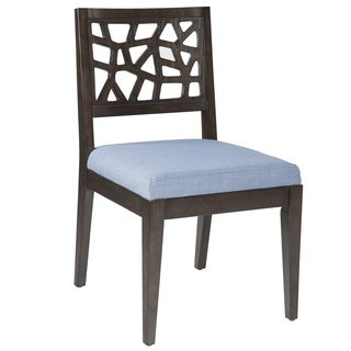 Ink+Ivy Crackle Dining/Side Chairs (Set of 2)