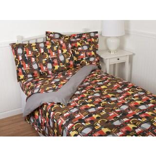 Kids' Build It Comforter Set & Sheet Set Collection