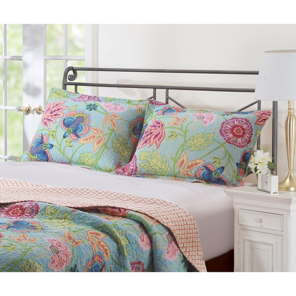 Greenland Home Fashions Mystic Pillow Sham Set