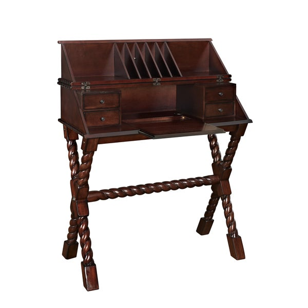 Bombay Outlet Voyager Secretary Desk