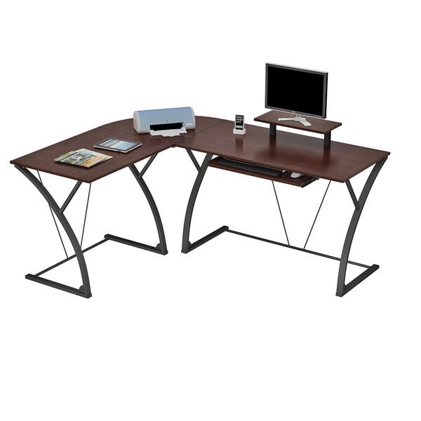 Khloe L Computer Desk