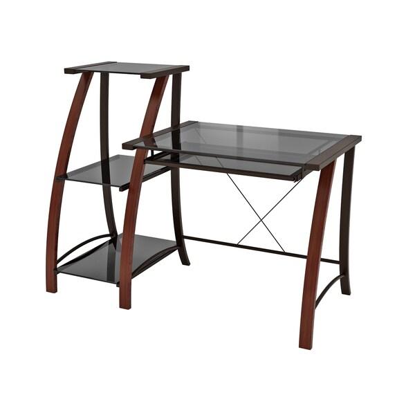 Triana Desk and Bookcase
