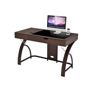Keaton Espresso Computer Desk