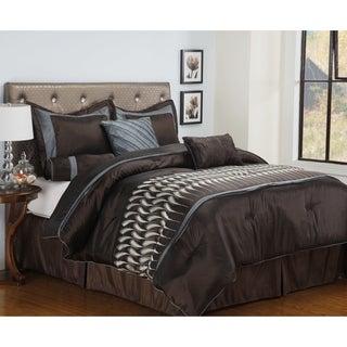 Luxor Treasures Wrinkle Resistant 7-piece Circa Comforter Set