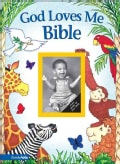 God Loves Me Bible (Hardcover)
