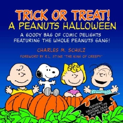 Trick or Treat!: A Peanuts Halloween (Paperback)