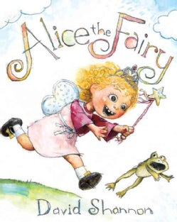 Alice the Fairy (Hardcover)