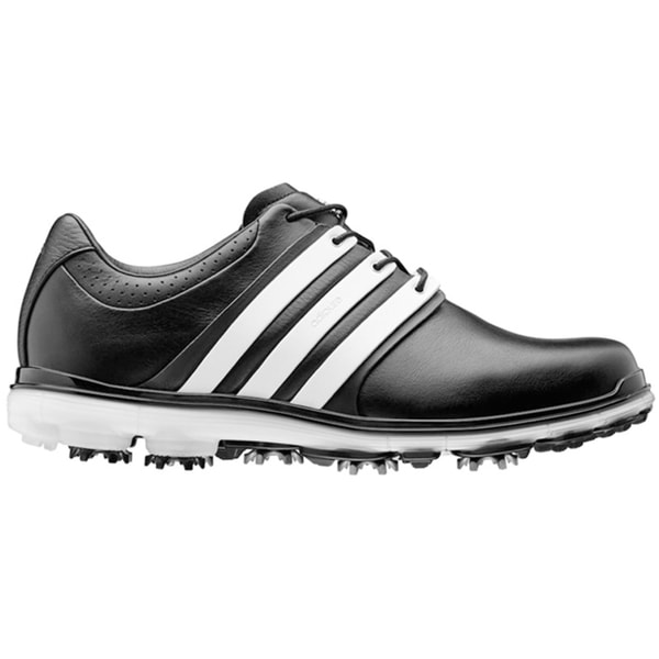 Adidas Men's Pure 360 LTD Core Black/FTW White Golf Shoes