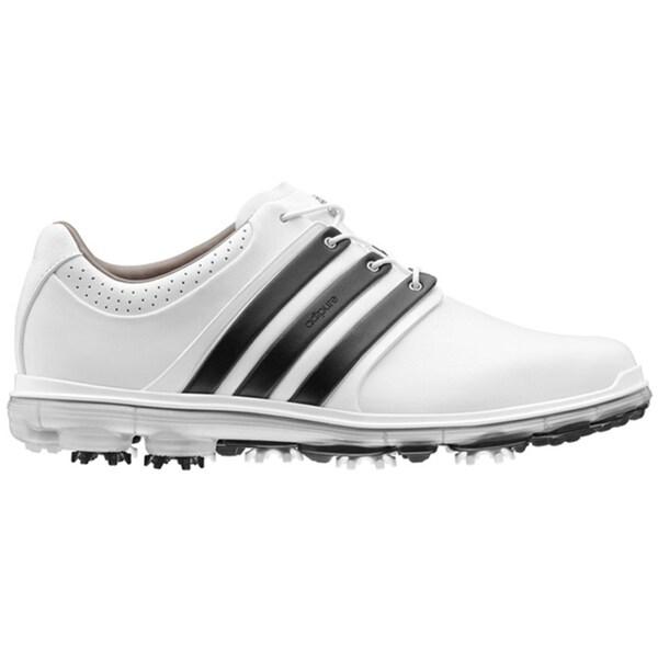 Adidas Men's Pure 360 LTD FTW White/Core Black Golf Shoes