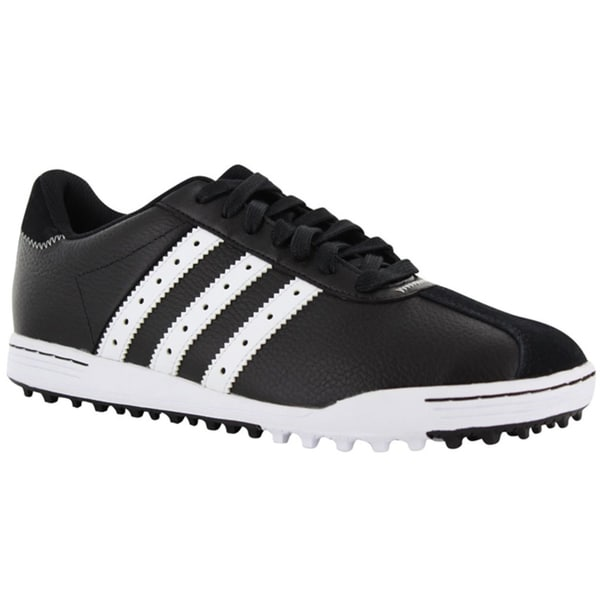 Adidas Men's Adicross Classic Black/White Golf Shoes