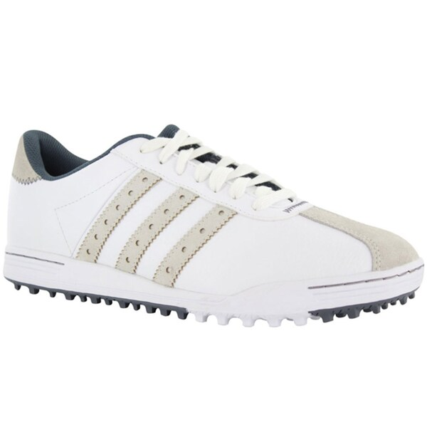 Adidas Men's Adicross Classic White Golf Shoes