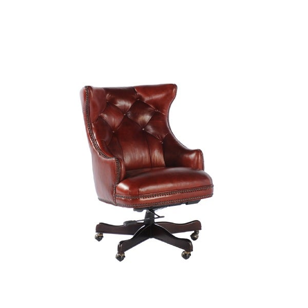 Obama Leather Office Chair