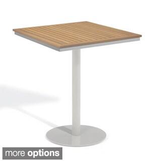 Oxford Garden Travira 36 inch Square Bar Table