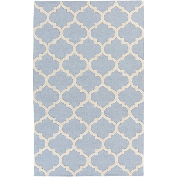 Artistic Weavers Hand-Tufted Lewes Moroccan Trellis Rug (4' x 6')