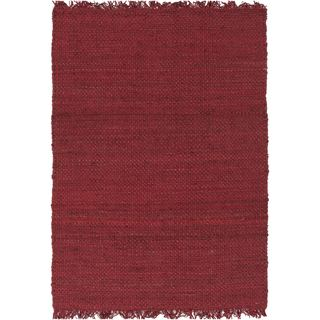 Artistic Weavers Hand-woven Louth Solid Jute Rug (8' x 10')