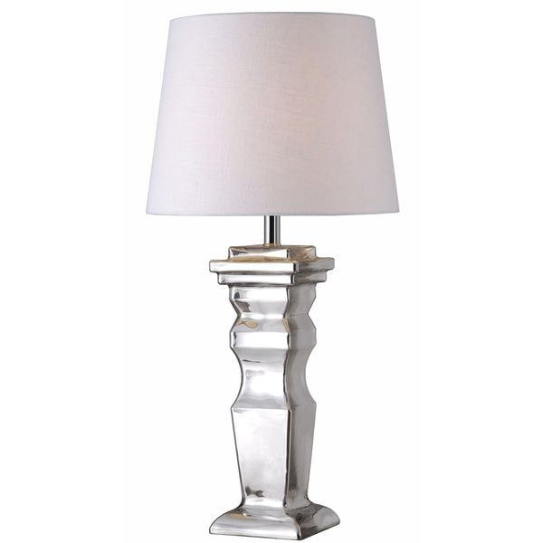 Crusoe One-light Table Lamp