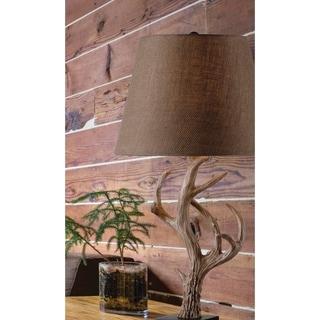Big One-light Buck Table Lamp