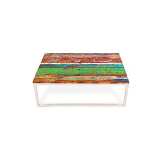 Samudera Reclaimed Wood Coffee Table