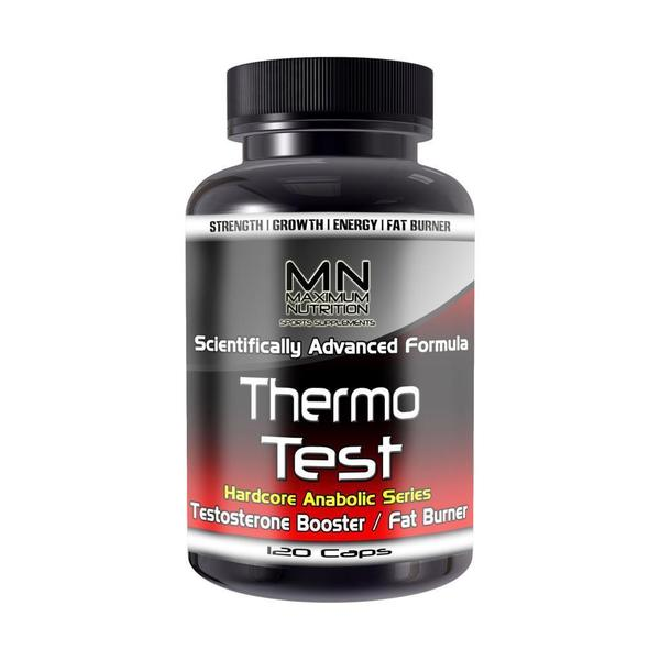 Thermo Test Testosterone Booster and Fat Burning Complex (120ct)