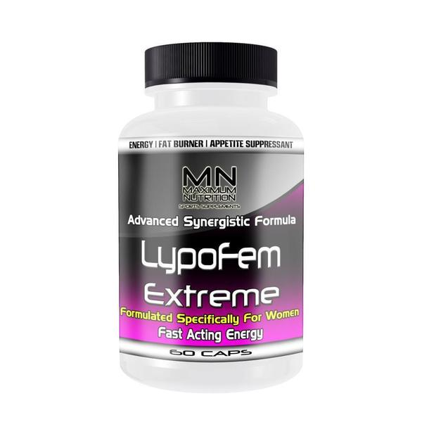 LypoFem Extreme Weight Loss Complex for Women (60ct)