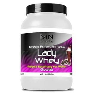 Lady Whey Protein 2lb Chocolate