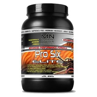Pro Six Elite, Multi-Source Protein Complex 2lb Chocolate