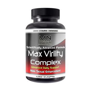 Max Virility Complex Male Enhancement (120 Count)