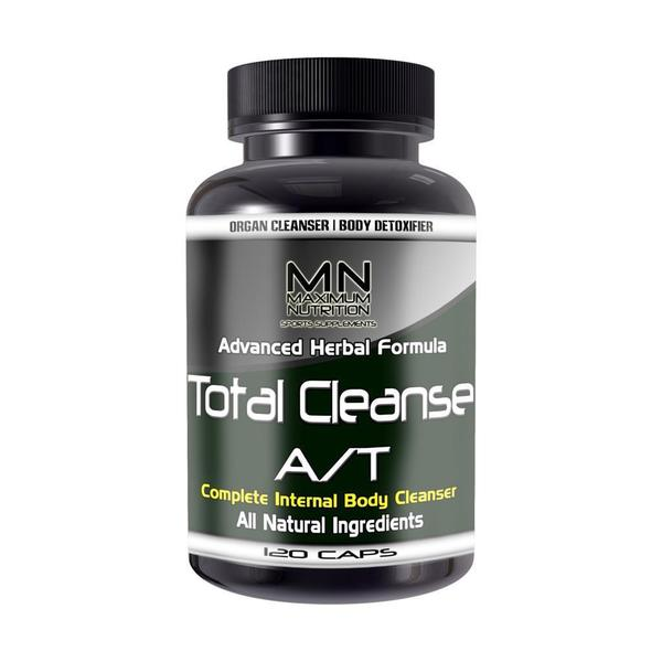 Total Cleanse A/T Body/Organ Cleanser and Detoxifier (120 Count)