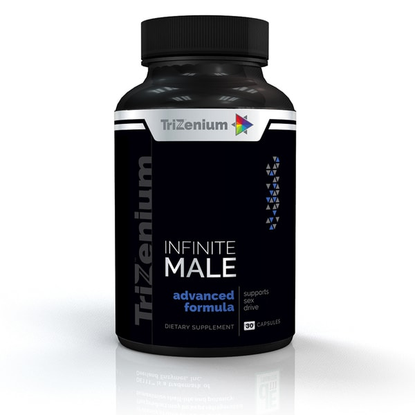 TriZenium Infinite Male Libido Formula (30 capsules)