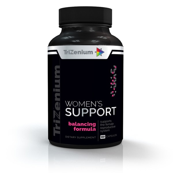 TriZenium Women's Support (60 capsules)