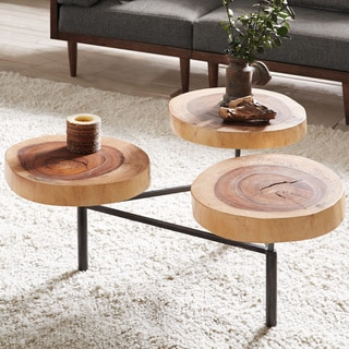 Ink+Ivy Naturale Coffee Table